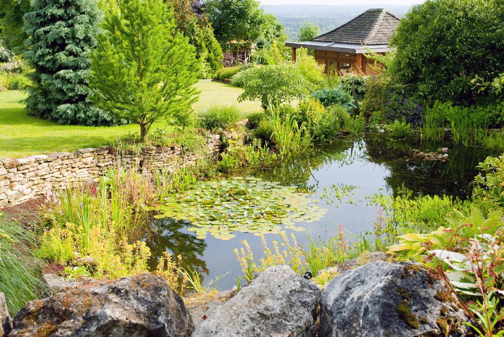 Les quatre saisions le jardin des monterelles for Le jardin des 6